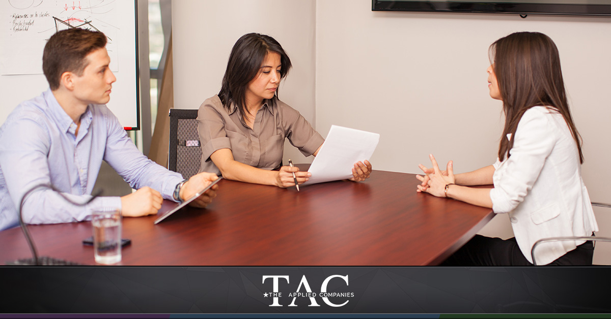 the applied companies simple interview advice